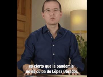 """""""La pandemia no es culpa de López Obrador, pero sí es su culpa el pésimo manejo que se le ha dado"""": Ricardo Anaya 9"""