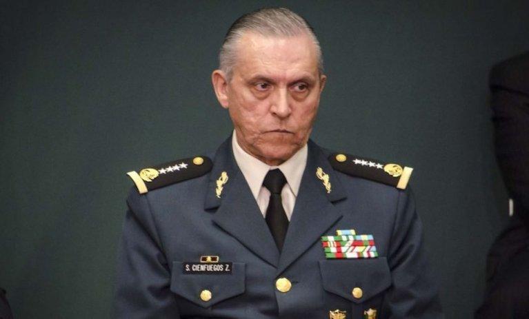 A petición de la FGR, EU retira cargos en contra de Salvador Cienfuegos, será juzgado en México 1