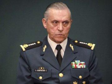 A petición de la FGR, EU retira cargos en contra de Salvador Cienfuegos, será juzgado en México 11