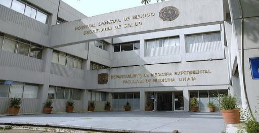 Lista de hospitales Covid saturados en el Valle de México 1