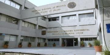 Lista de hospitales Covid saturados en el Valle de México 8
