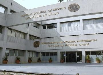 Lista de hospitales Covid saturados en el Valle de México 6