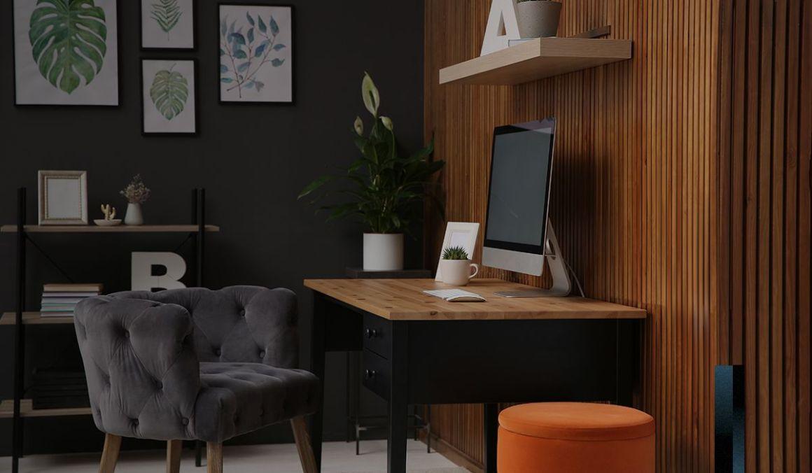 Adaptar espacios, la forma más sustentable de trabajar en casa, según Terza 4