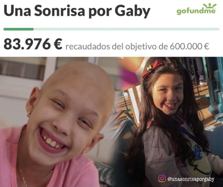 Gaby, la paciente crónica que necesita soporte económico para curarse 1