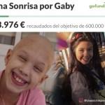 Gaby, la paciente crónica que necesita soporte económico para curarse 5