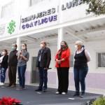 Inaugura Gobierno capitalino LUNA Coatlicue Agrícola Oriental 5
