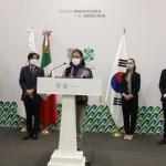 Recibe Gobierno capitalino donativo de insumos médicos por parte de República de Corea 6