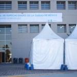 Incrementa Gobierno capitalino 41 por ciento capacidad hospitalaria en Ciudad de México 5