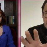 """Yo sí creo en AMLO"", Demián Bichir a Fernanda Familar (vídeo) 7"