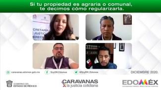CARAVANAS EN LÍNEA EFICIENTAN ACCIONES DE CARAVANAS ITINERANTES.