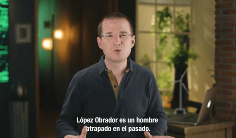 «López Obrador es un hombre atrapado en el pasado»: Ricardo Anaya