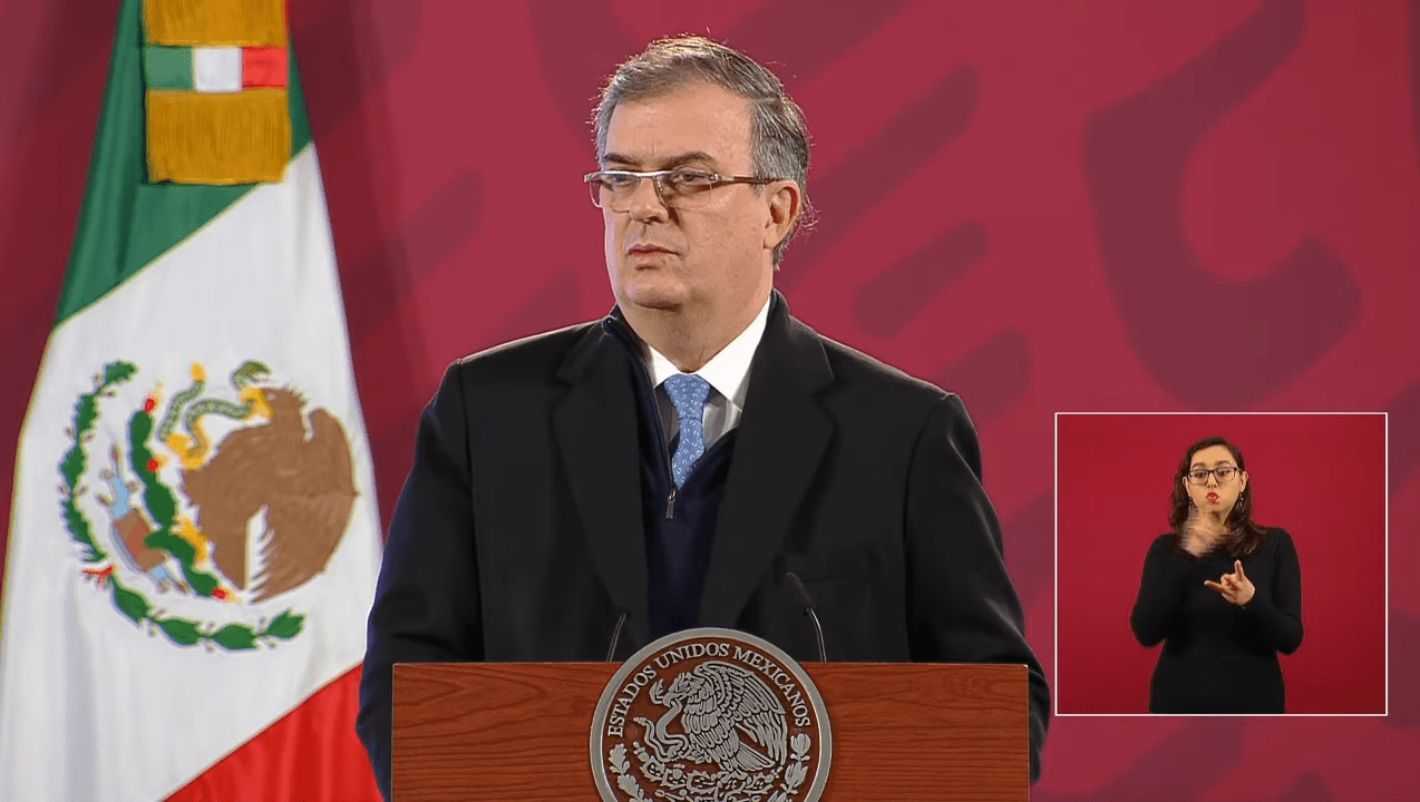 Marcelo Ebrard sostendrá reunión virtual con Antony Blinken, secretario de Estado de EU
