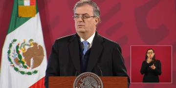 Marcelo Ebrard sostendrá reunión virtual con Antony Blinken, secretario de Estado de EU 13
