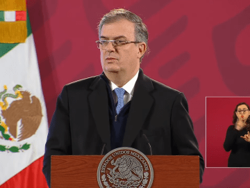 Marcelo Ebrard sostendrá reunión virtual con Antony Blinken, secretario de Estado de EU 8