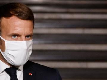 Emmanuel Macron, presidente de Francia da positivo a Covid-19 5