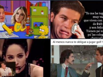 """""""Me he topado gente que vive con un sueldito de 40 o 50 mil y son felices"""",  reviven entrevista de Samuel García y las redes explotan (mejores memes) 8"""