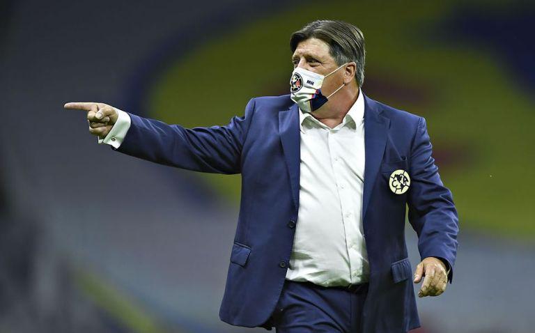 """A través de un comunicado, Club América anuncia la salida de Miguel """"Piojo"""" Herrera 1"""