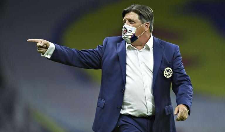 """A través de un comunicado, Club América anuncia la salida de Miguel """"Piojo"""" Herrera"""