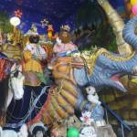 Por COVID-19 se suspenden las tradicionales fotos con los Reyes Magos y Santa Claus en CDMX 6