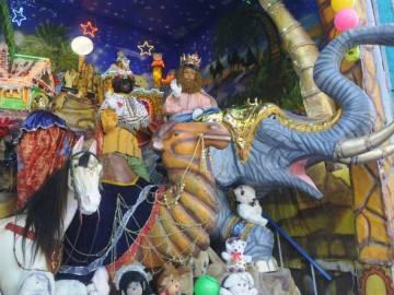 Por COVID-19 se suspenden las tradicionales fotos con los Reyes Magos y Santa Claus en CDMX 8