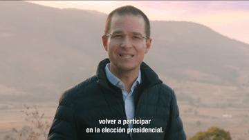 """""""Voy a trabajar con mucha pasión pero sin ninguna obsesión"""", dice Anaya al revelar que buscará la presidencia en 2024 11"""