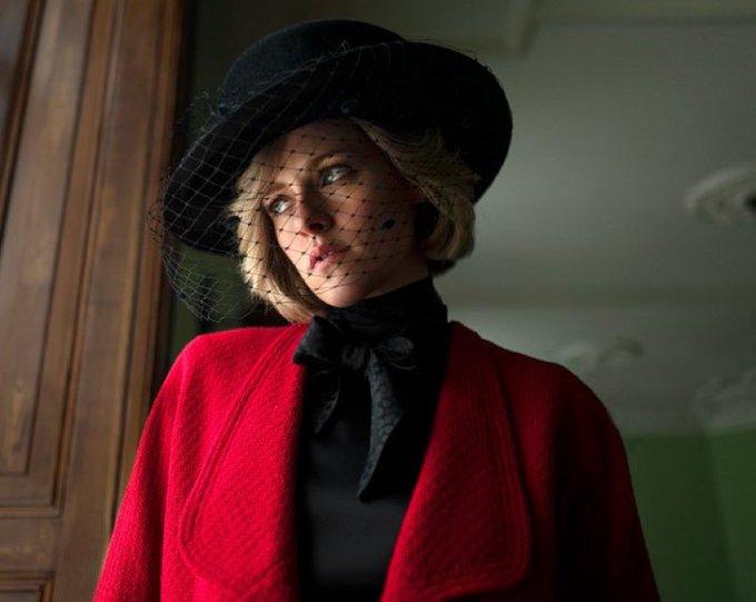 Primera imagen de Kristen Stewart como Lady Di en 'Spencer'