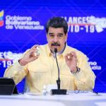 """Nicolás Maduro presenta Carvativir, gotas """"milagrosas"""" que """"neutralizan"""" el Covid-19 al 100% 14"""