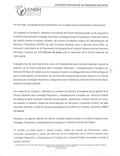 CNDH sepulta caso Iguala 1