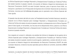 CNDH sepulta caso Iguala 12