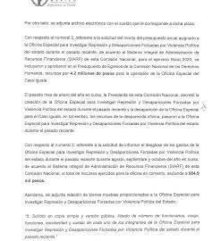 CNDH sepulta caso Iguala 2