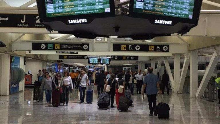 Por pandemia, Canadá suspende vuelos a México y el Caribe hasta el 30 de abril 1
