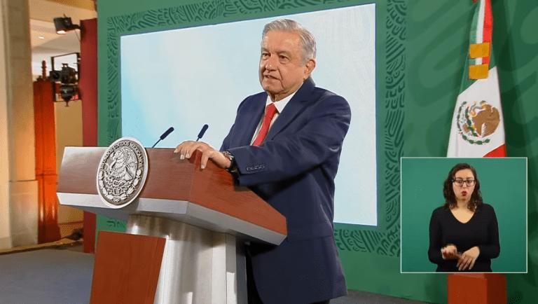Anuncia AMLO adelanto de pago de becas y pensiones de adultos mayores por periodo electoral 1