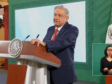 Anuncia AMLO adelanto de pago de becas y pensiones de adultos mayores por periodo electoral 13
