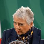 """""""Si hay grupos criminales en la CDMX"""": Olga Sánchez Cordero 5"""