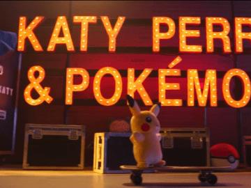 Pokémon celebra su 25 aniversario junto a Katy Perry 6