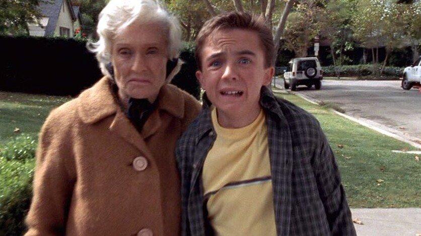 Fallece a los 94 años, Cloris Leachman, la abuela Ida en 'Malcolm in the Middle'