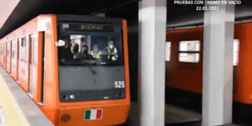 Línea 1 del metro reanuda servicio el lunes 25 de enero 3