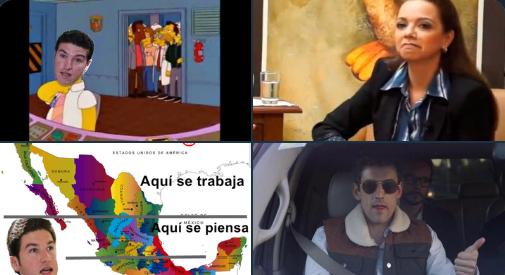 """Redes reaccionan a comentario de Samuel García: """"En el Norte trabajamos, en el Centro administran y en el Sur descansan"""" (mejores memes)"""