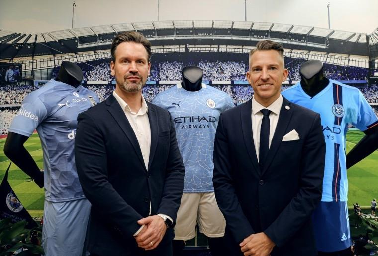 Midea amplía asociación con Manchester City y City Football Group 4