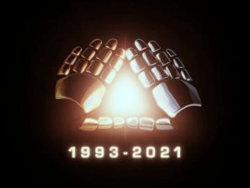 Tras 28 años de carrera, Daft Punk anunció su separación 10