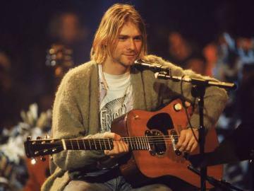 Hoy, Kurt Cobain cumpliría 54 años 9