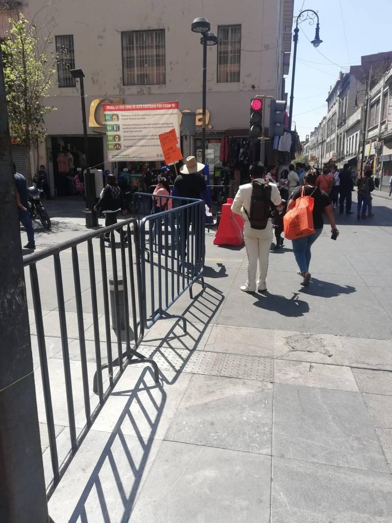 CDMX continua en semáforo naranja; anuncian ampliación de horario para comercios al menudeo 1