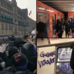 Feministas protestan contra Félix Salgado Macedonio 5