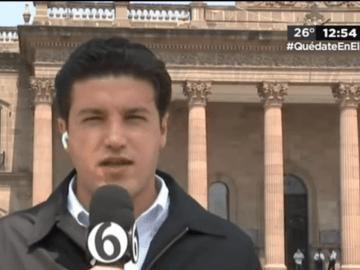 """""""A todos los prietitos del bronco independiente los mandaron de diputados al PAN"""": Samuel García 1"""