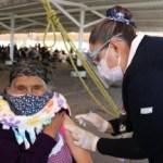 CULMINA ESQUEMA DE VACUNACIÓN CONTRA #COVID-19 EN TOLUCA #EDOMÉX EXPONE ACCIONES DE BÚSQUEDA EN CASOS DE DESAPARICIÓN DE MUJERE... 1