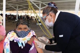 CULMINA ESQUEMA DE VACUNACIÓN CONTRA #COVID-19 EN TOLUCA #EDOMÉX EXPONE  ACCIONES DE BÚSQUEDA EN CASOS DE DESAPARICIÓN DE MUJERE…