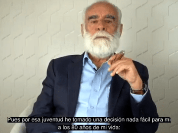 """A sus 80 años, el """"Jefe"""" Diego se une a las redes sociales 11"""
