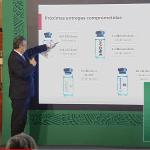 """""""Se va a acelerar la llegada de vacunas a México"""": SRE 5"""