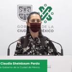 """""""Yo no estoy de acuerdo"""", Sheinbaum acerca del uso obligatorio de cubrebocas en Xochimilco 4"""
