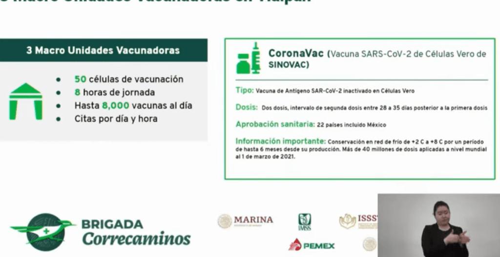 Fechas y sedes para vacunación anticovid en Tlalpan y Coyoacán 9